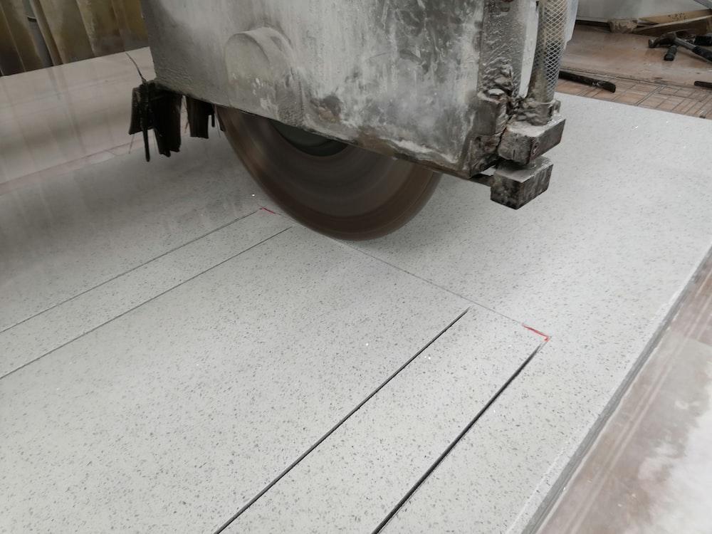 gray cutting machine