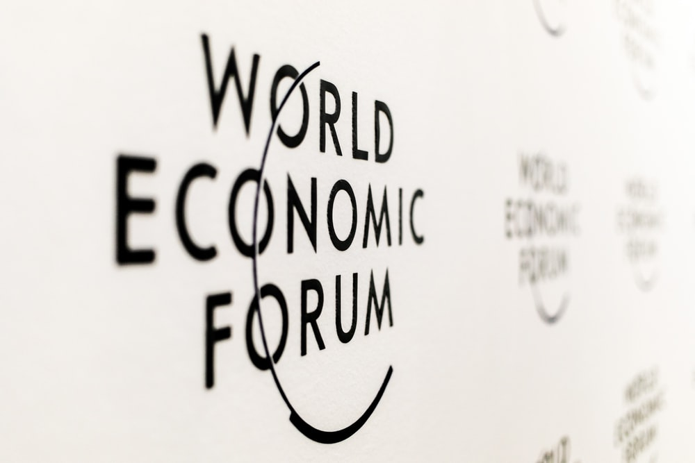 World Economic Forum text