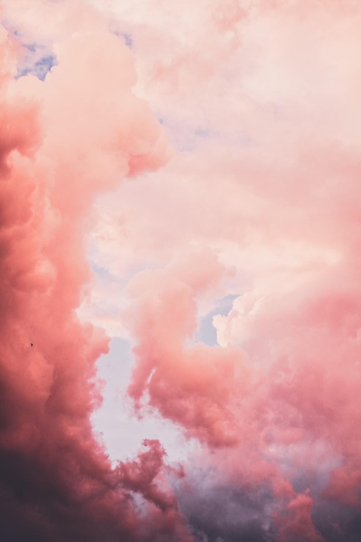 brown clouds