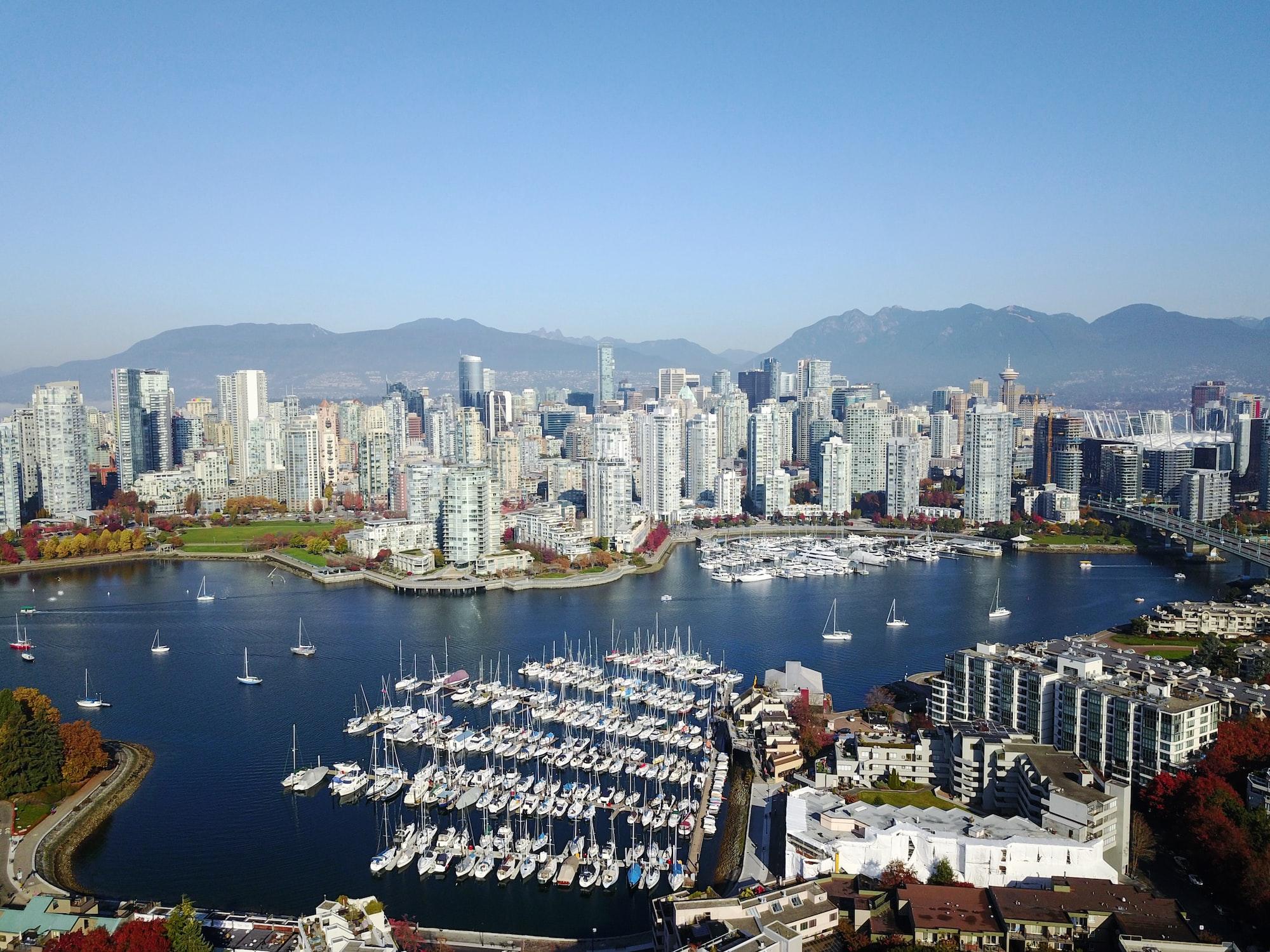贻笑大方:温哥华获评最适合年轻人买房城市