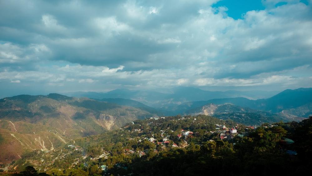 landscape at daytime