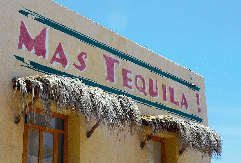 Mas Tequila facade