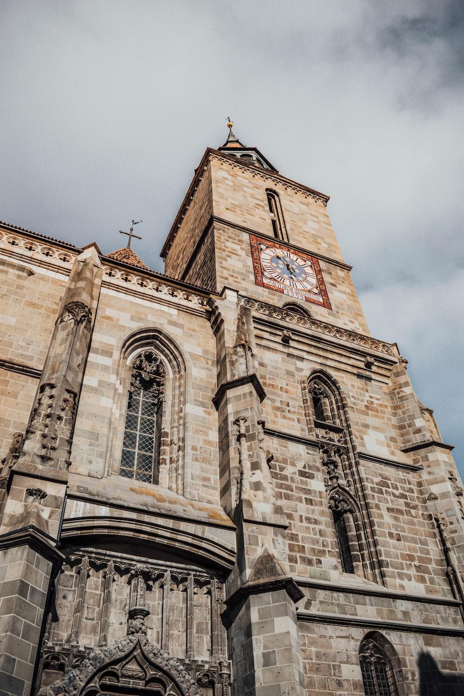 Eglise noire Brasov Roumanie