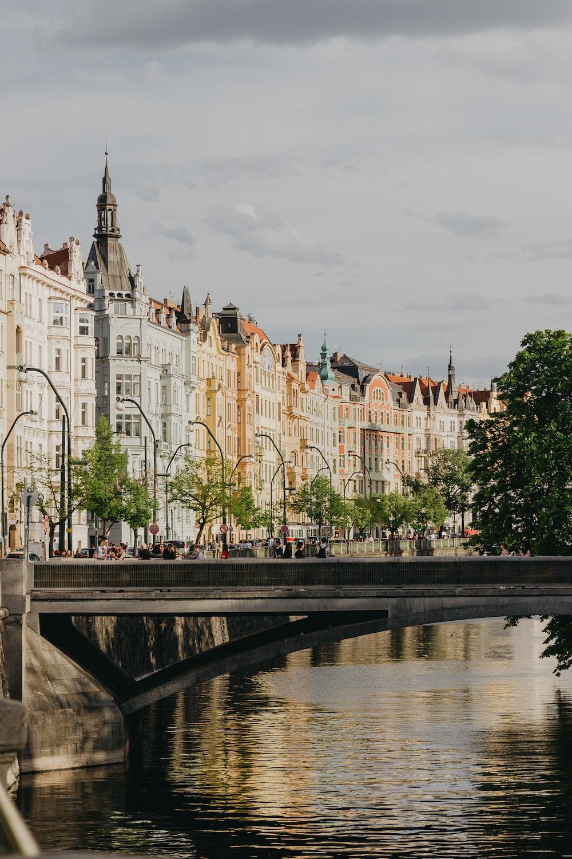 river and bridge during daytime