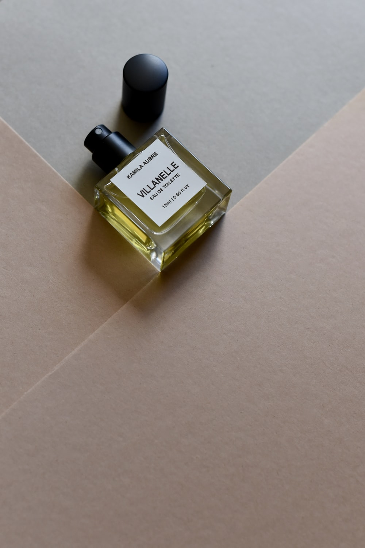 white labeled spray bottle