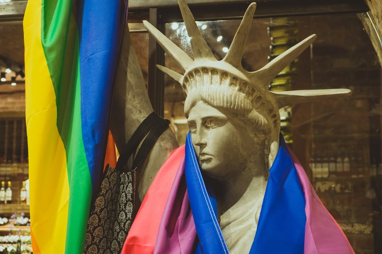 """A roundup of research from the past week, including the fact that Asians are seen as """"more American"""" if they are, or seem to be, gay."""