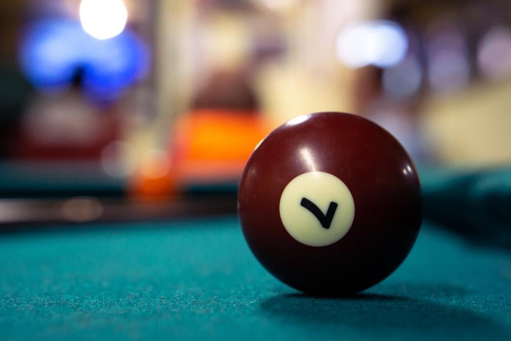 pool 7 ball