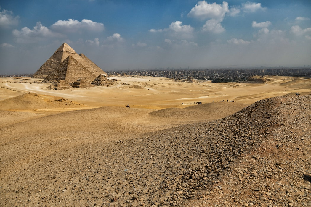 Pyramid in Sudan