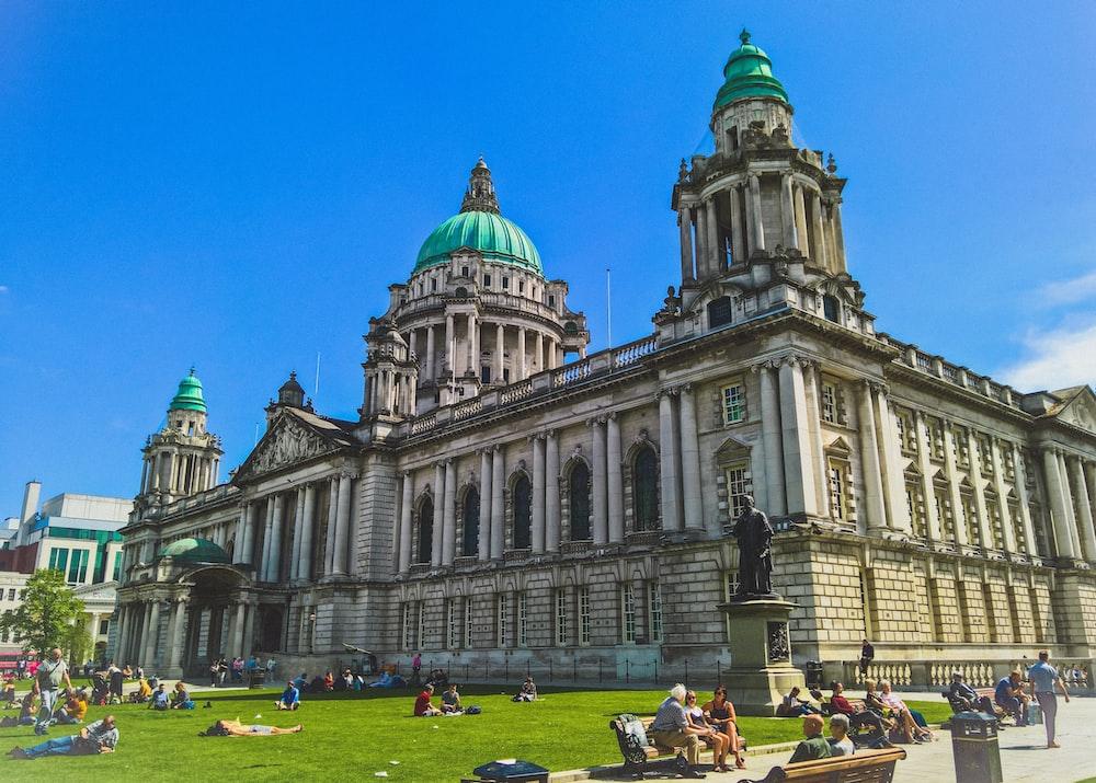 Belfast City Hall, UK