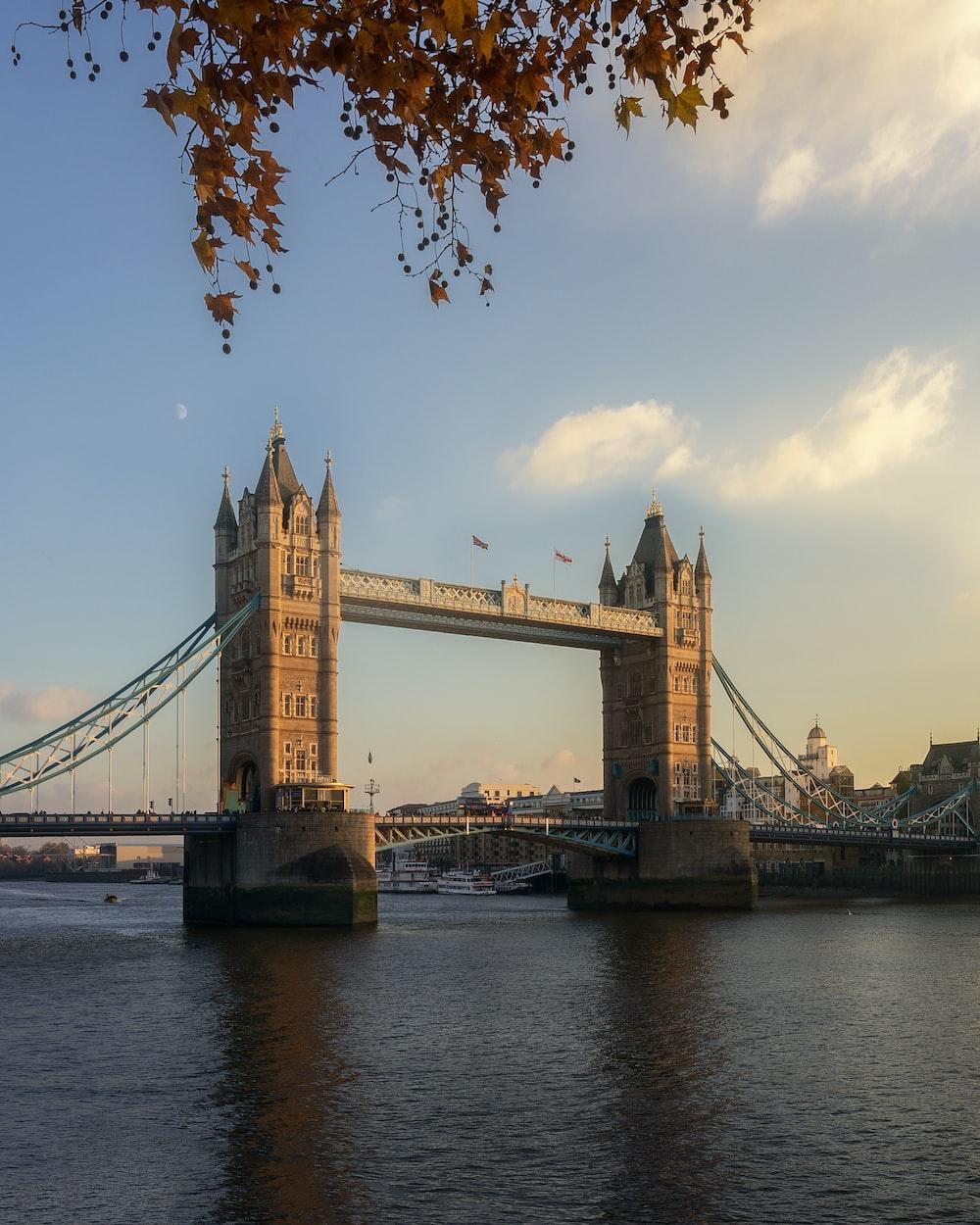 Tower Bridge, London during daytime