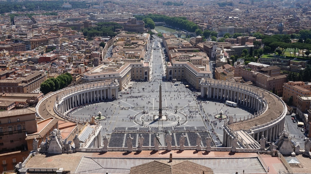 st peters basilica sightseeing