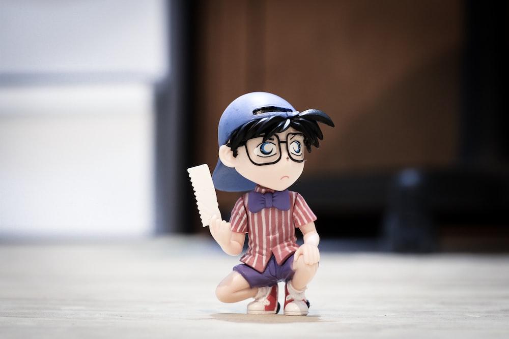 Conan Edogawa figurine