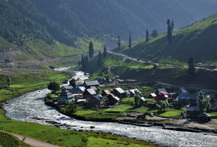 Climate Change is Decimating Kashmir's Agricultural Economy