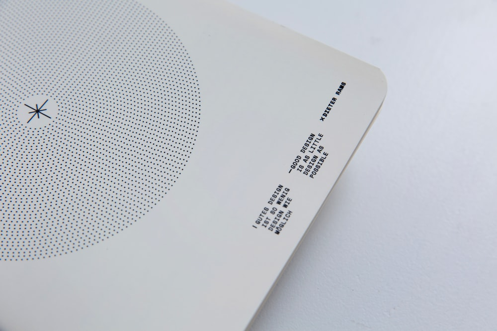 white electronic device