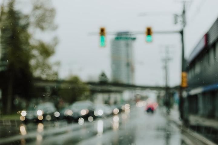 The Haunting of New York Stoplight