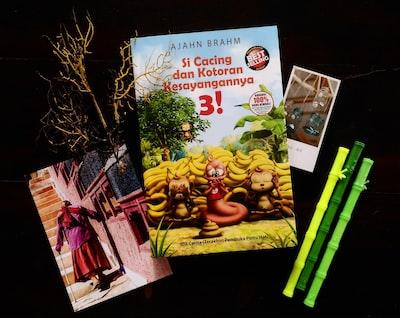 Si Cacing dan Kotoran Kesayangannya 3! book