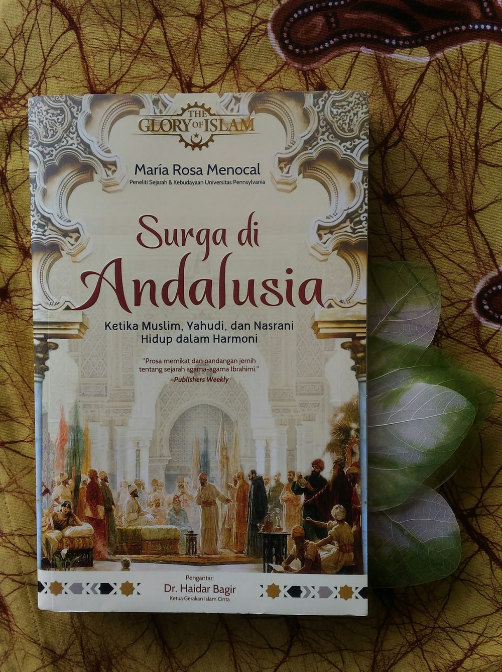 Surga Di Andalusia book