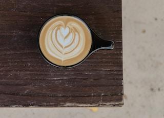 full-filled coffee mug