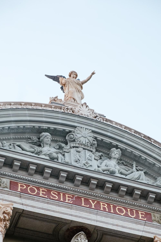 Poesie Lyrique building