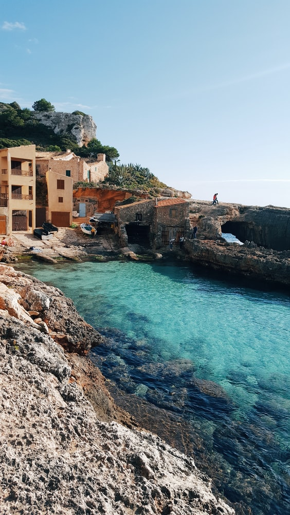 Majorca island