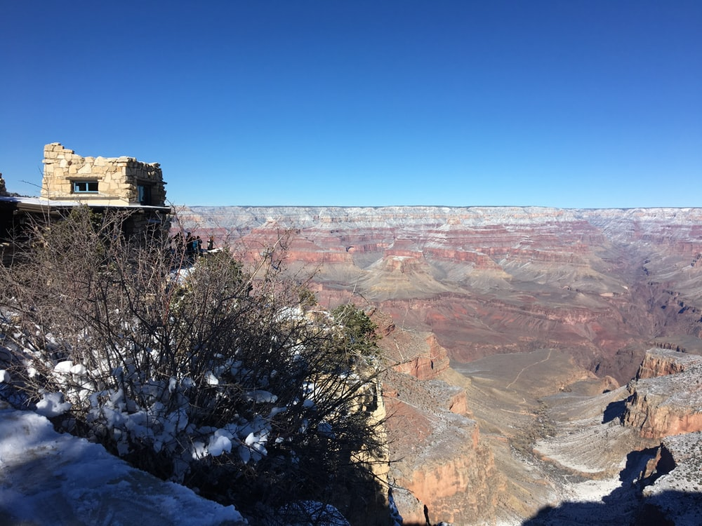 Grand Canyon view during daytime