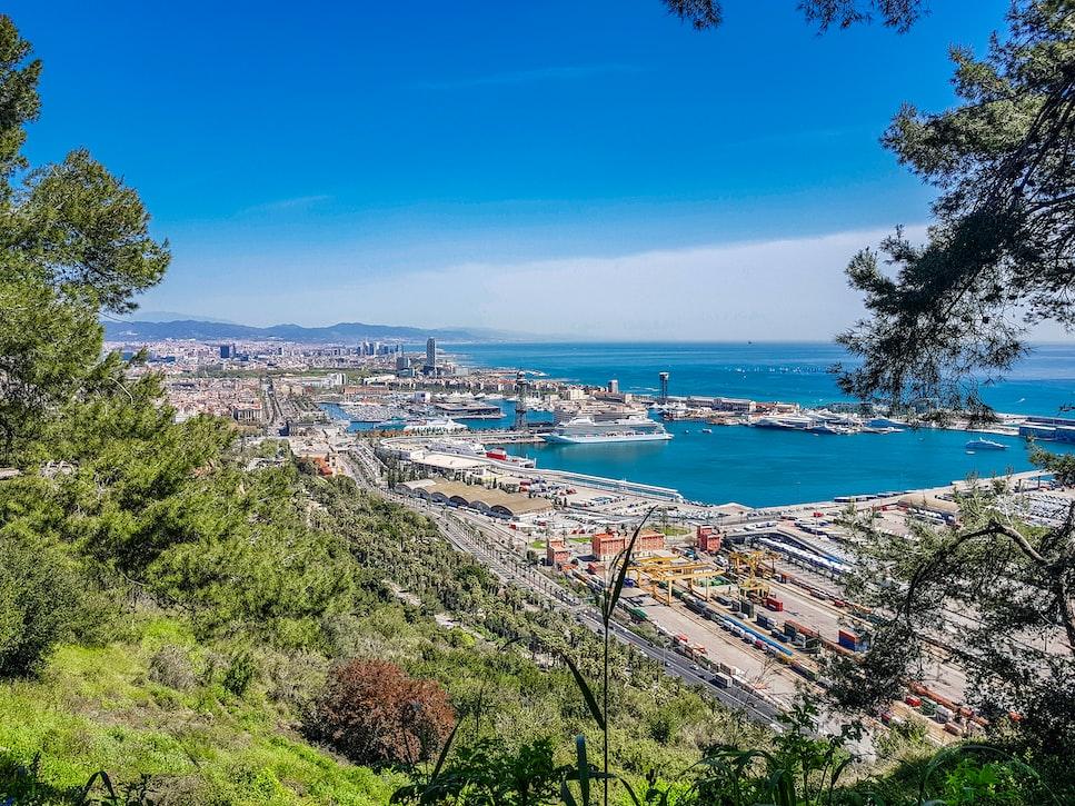 Primer viaje a España - Barcelona