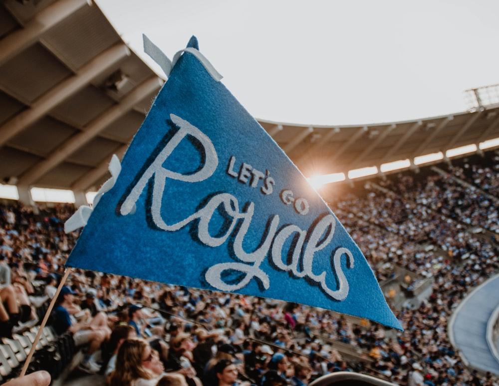 royals flaglets
