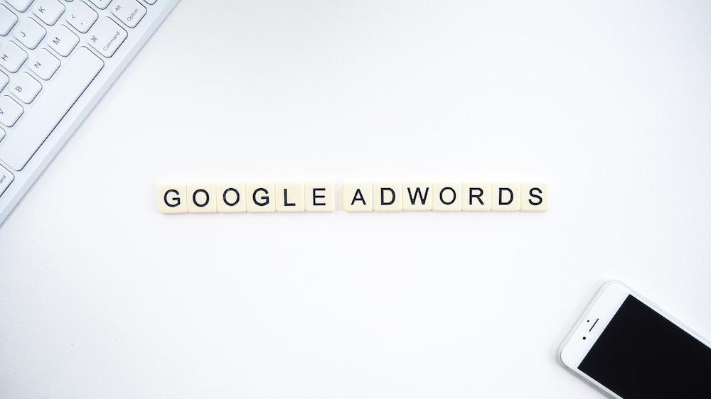 google adwords text