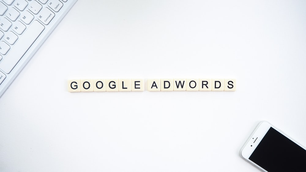 google adwords text