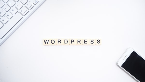 WordPress to build your website