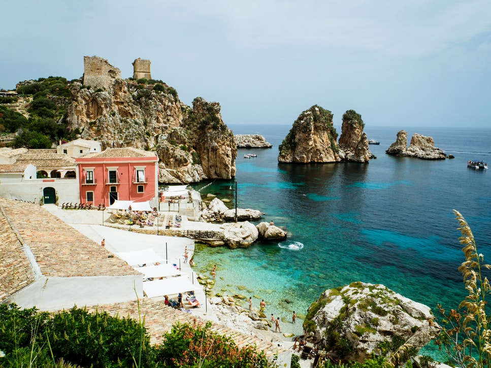 Sicily, Places to visit in Italy in October