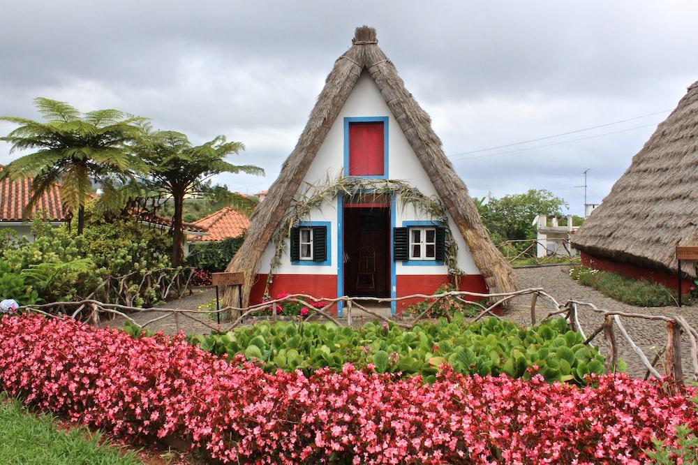 Casas de Santana, Madeira, Portugal