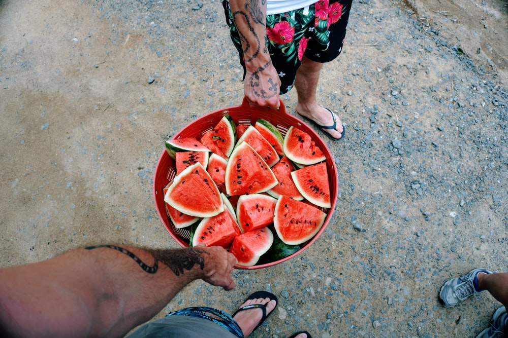 watermelon-zero calorie food