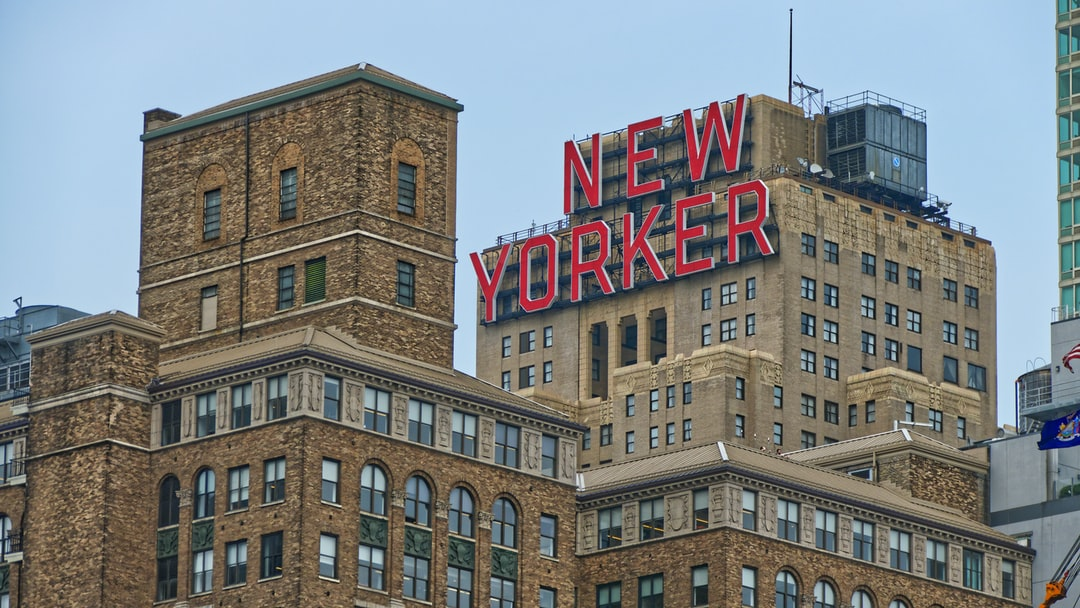 Le célèbre Hôtel new-yorkais