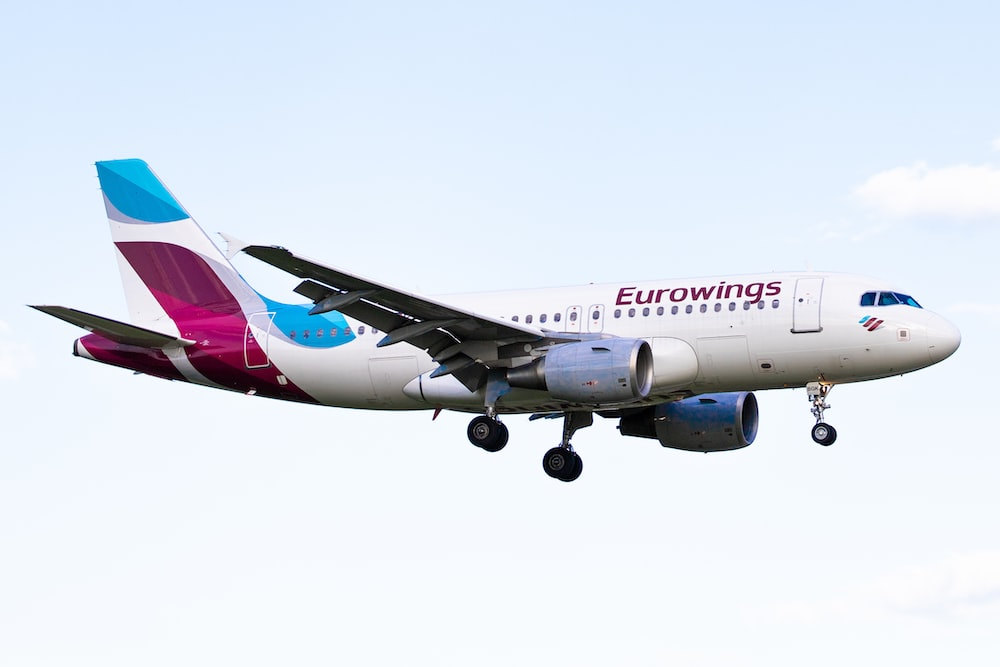 Eurowings — World's Most Punctual Airline in July 2021