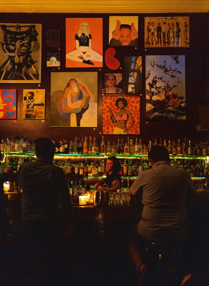 Cobalto 15, Best Bars in Malaga