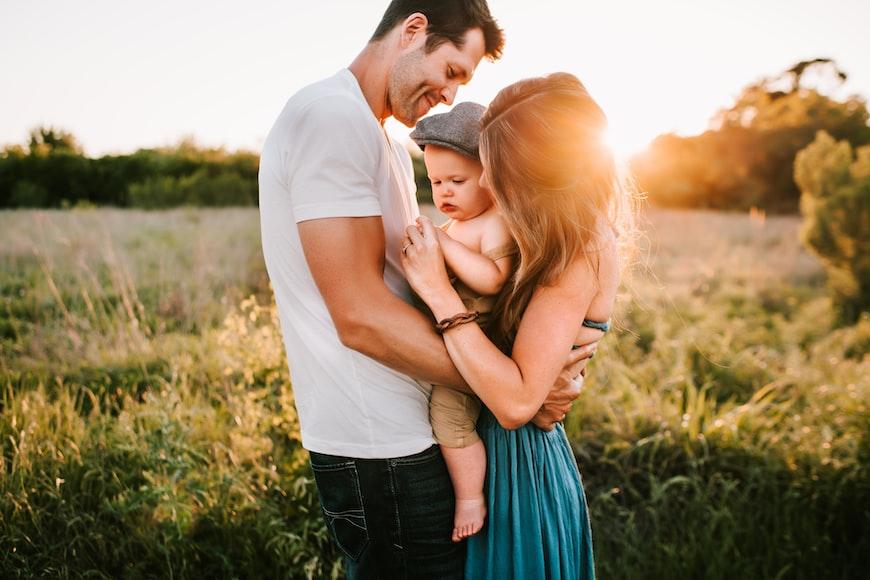 Une famille. | Photo : Unsplash