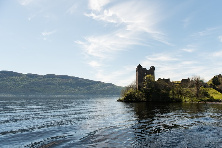A click of Loch Ness