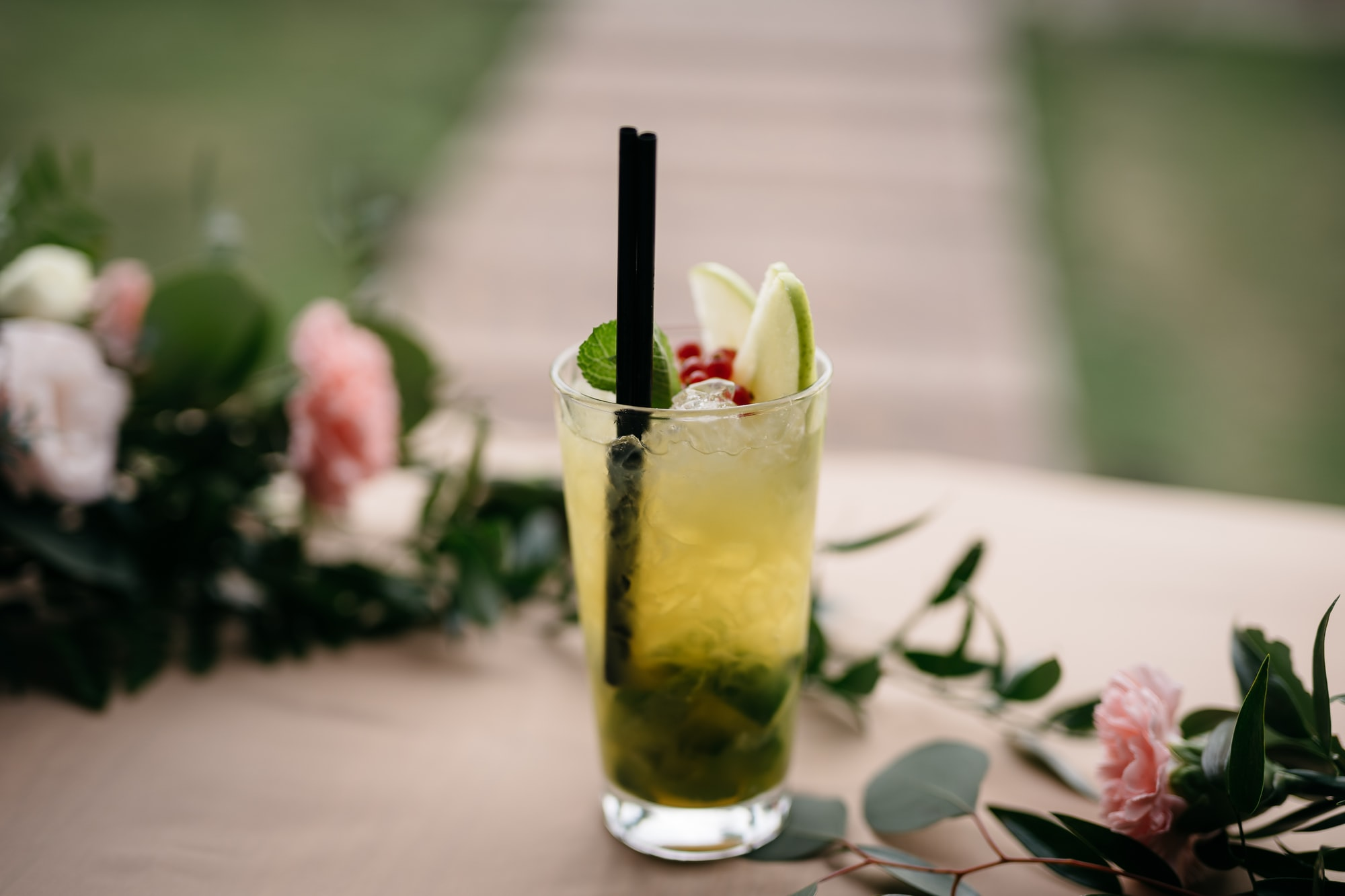 Early summer cocktail.  Credits: Alexandru S. Photography;
