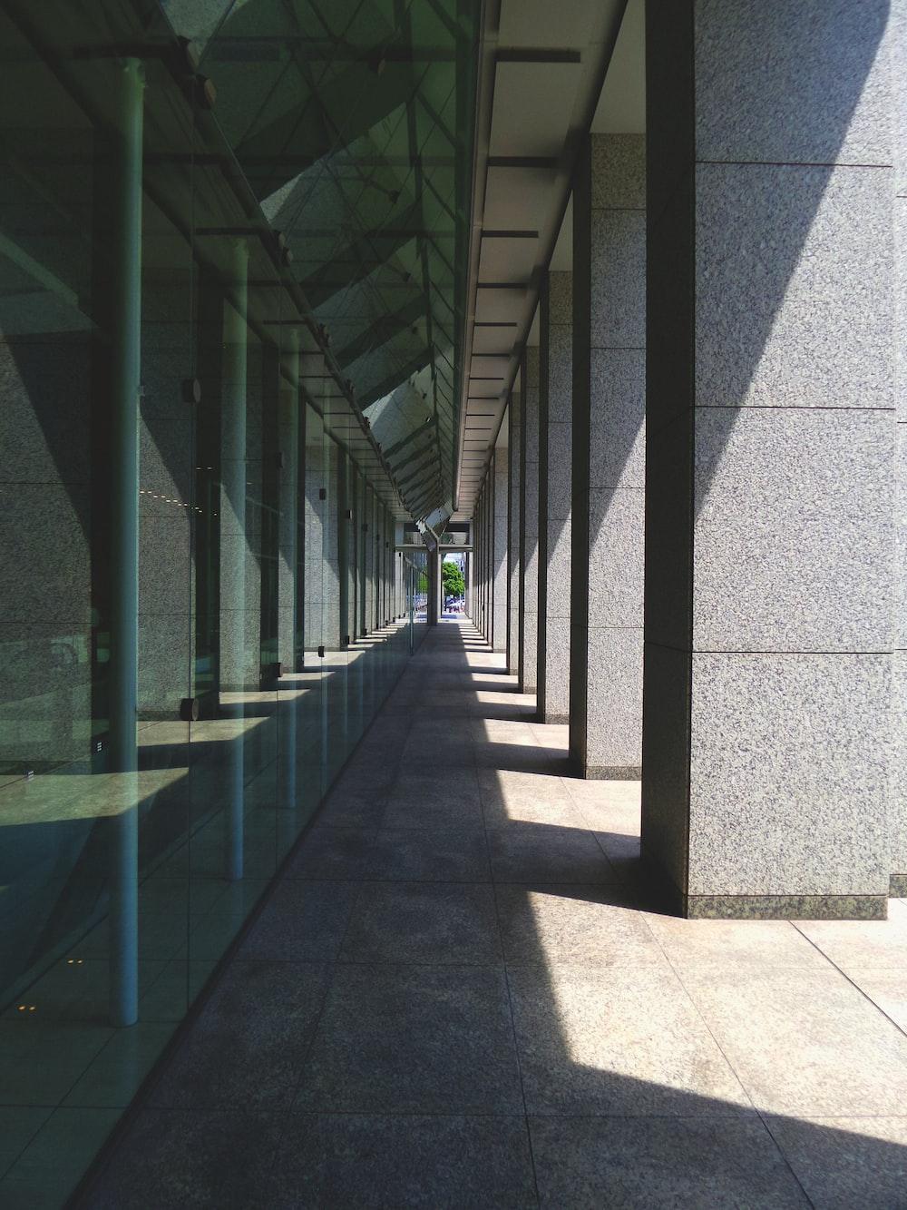 empty building