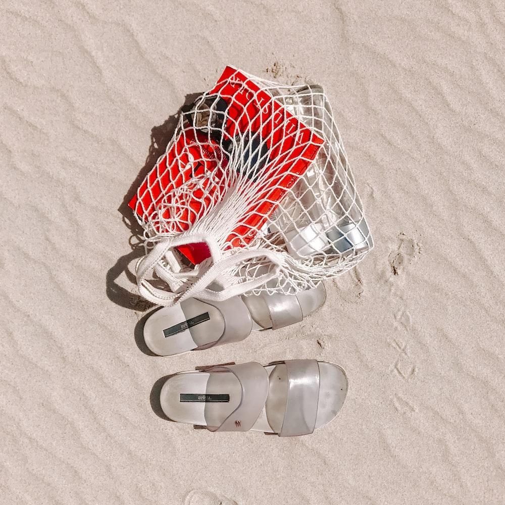 white net bag