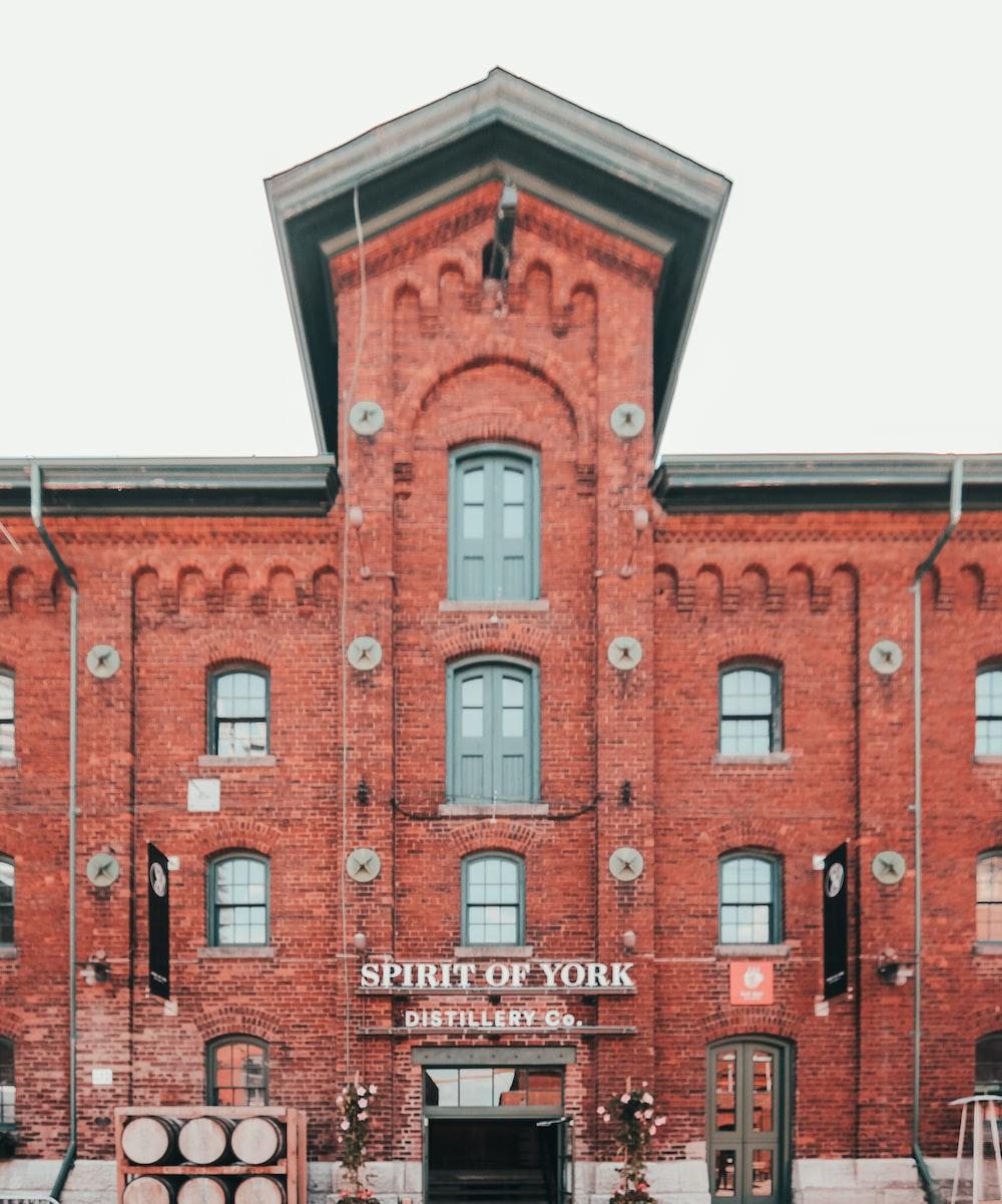 Spirit of York structure