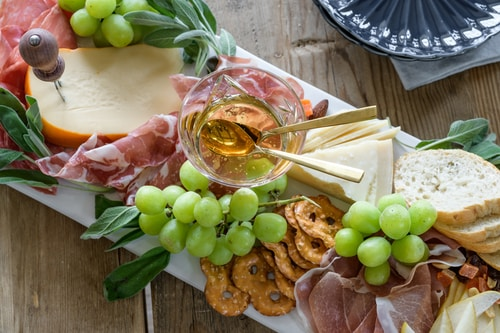 Cheese + Charcuterie