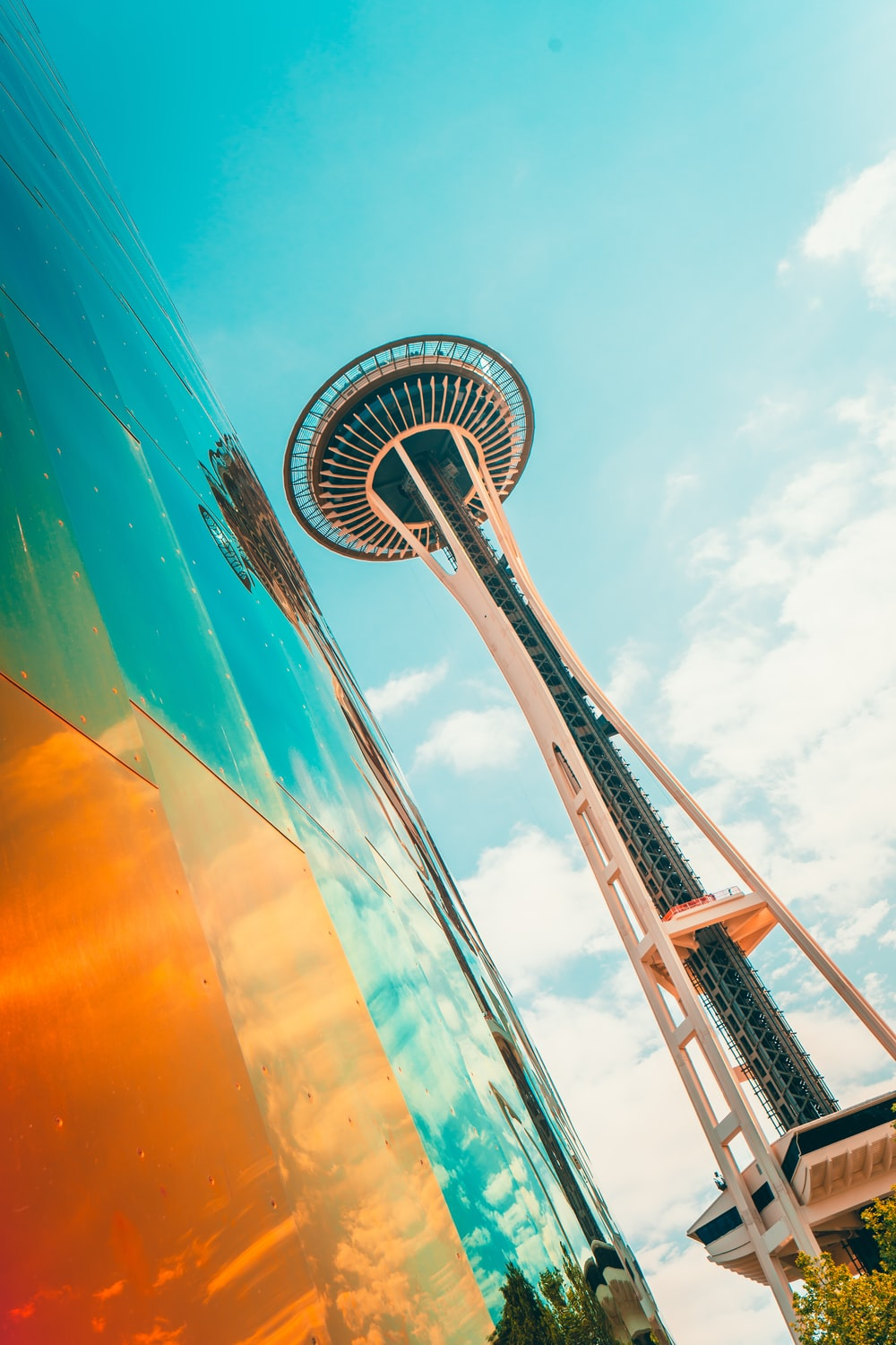 Space Needle during daytime