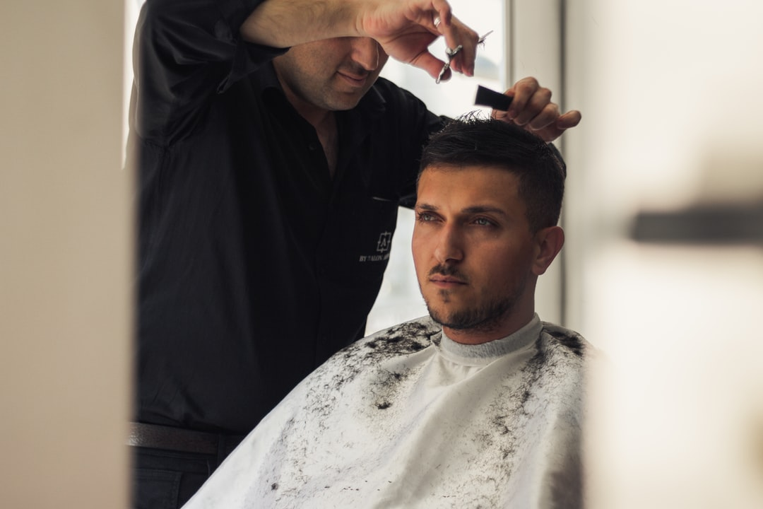 Payment solutions for a hairdresser