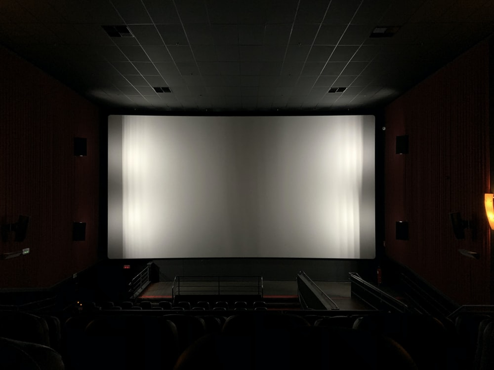 movie theater interior