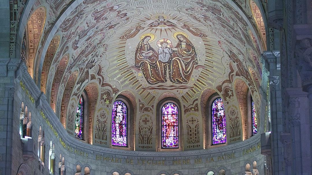 Nef de la Basilique de Saint Anne De Beaupré