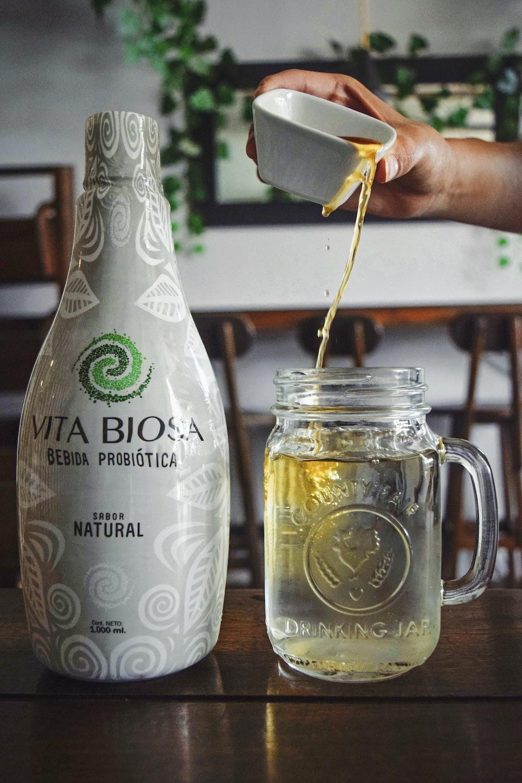Vita Biosa bottle