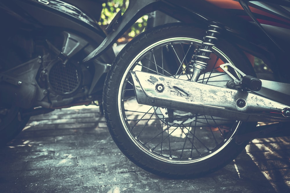 stainless steel motorcycle pipe guard