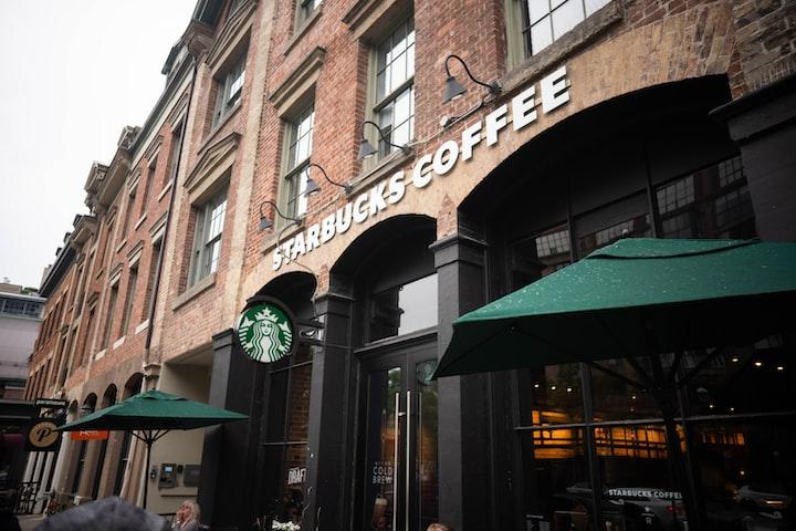 My Top 10 Starbucks Drinks